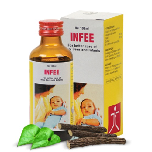 Zandu Infee 100ml Syr