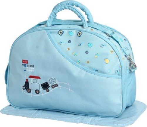 Ala Mode Creation Diaper Bag Blue
