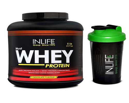 INLIFE WHEY PROTEIN CHOCOLATE 5LB Powder