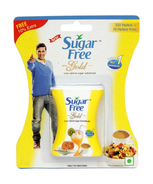 Sugar Free Gold 110s Tablet